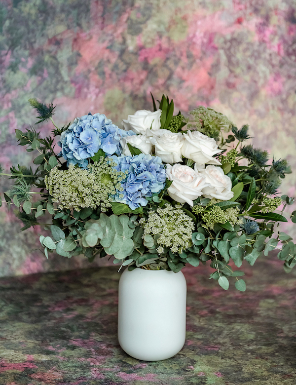 BLISS-FLOWER-BOUQUET-AQUAMARINE-BLUE-HYDRANGEA-4